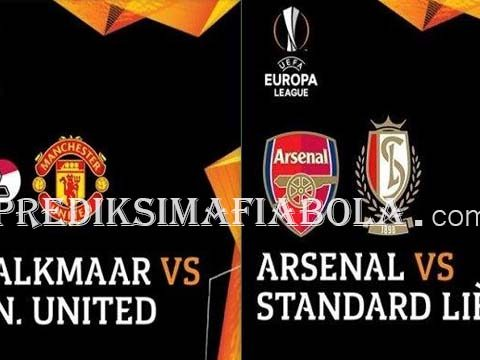 Jadwal Pertandingan Manchester United dan Arsenal Di SCTV