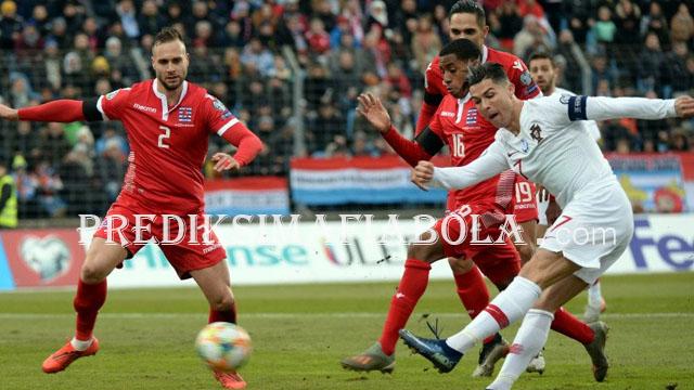 Kalahkan Luksemburg dan Portugal Sudah Amankan Tiket Eropa 2020