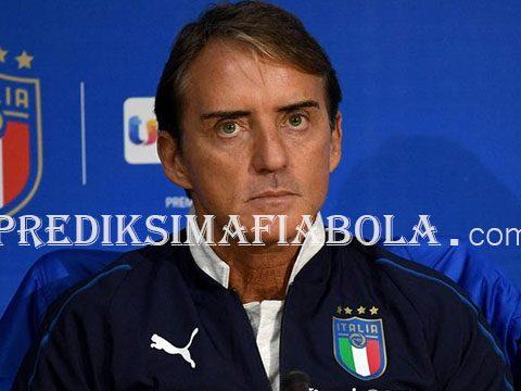 Mancini Berharap Di Euro 2020 Musuh Remehkan Italia