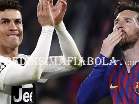 Mirip Dengan Ronaldo Atau Lionel Messi