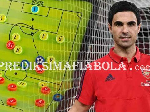 Rahasia Mikel Arteta Ubah Arsenal