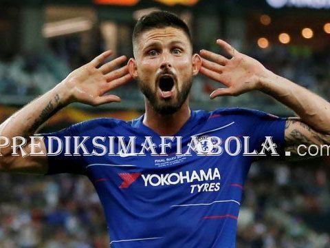 Untuk Tampil Di Euro 2020 Olivier Giroud Harus Pisah Dari Chelsea