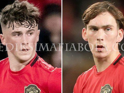 Inter Milan Targetkan 2 Remaja Manchester United