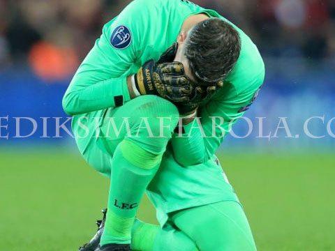 Kekalahan Liverpool Mutlak Karena Adrian