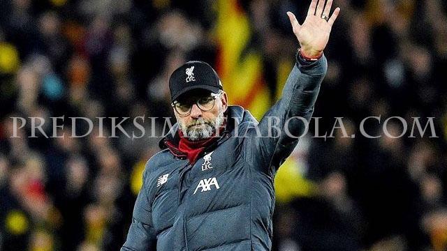 Komentar Jurgen Klopp Atas Kekalahan Liverpool