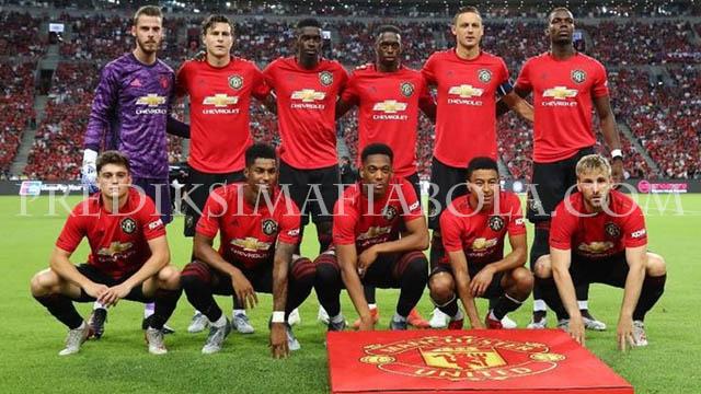 Putaran 16 Besar Eropa Manchester United Bertemu Lawan Lemah