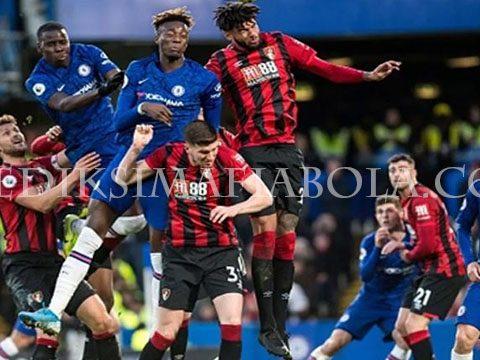 Statistik Laga Bournemouth vs Chelsea Mengapa Bisa Imbang